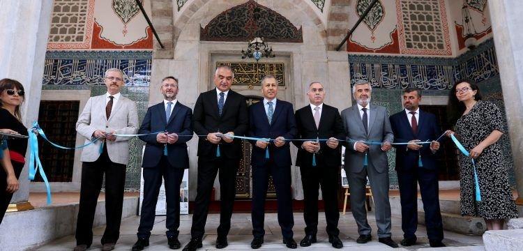 Restorasyonu biten Hatice Turhan Valide Sultan Türbesi